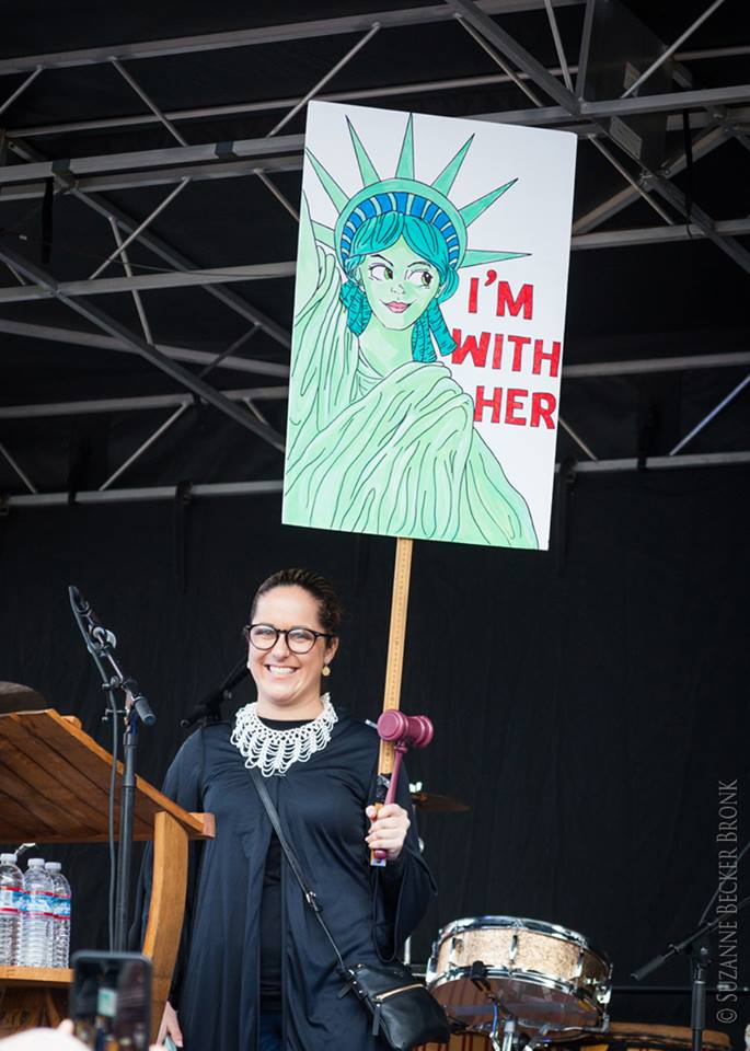 Women's March Napa Valley 2019 March